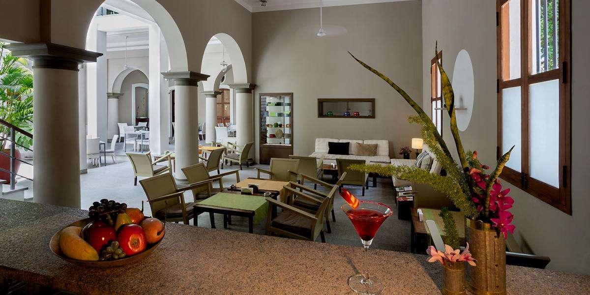Villa Shanti - Boire & Manger