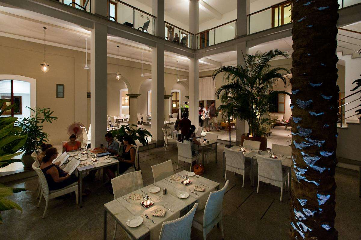Villa Shanti | Pondicherry, India | Eat and drink