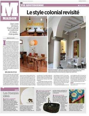 Villa Shanti - Presse