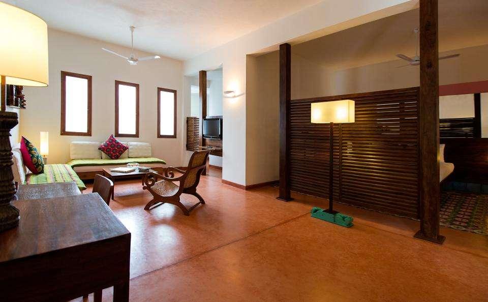 Villa Shanti - Suites