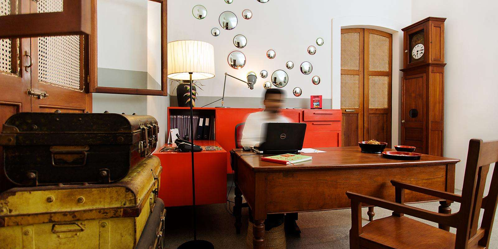Villa Shanti - Travailler à la Villa Shanti